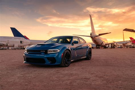 2020 Dodge Charger Widebody by 2020 Dodge Charger Hellcat Widebody Rides On Vossen Wheels