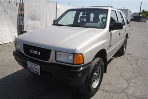 car repair manual download 1994 isuzu space regenerative braking 1994 isuzu rodeo ls manual 6 cylinder no reserve for sale isuzu rodeo 1994 for sale in orange