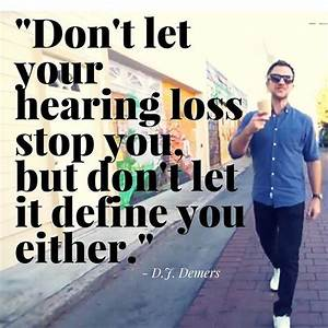 Wise Words About Hearing Loss   Hearinglosscpr