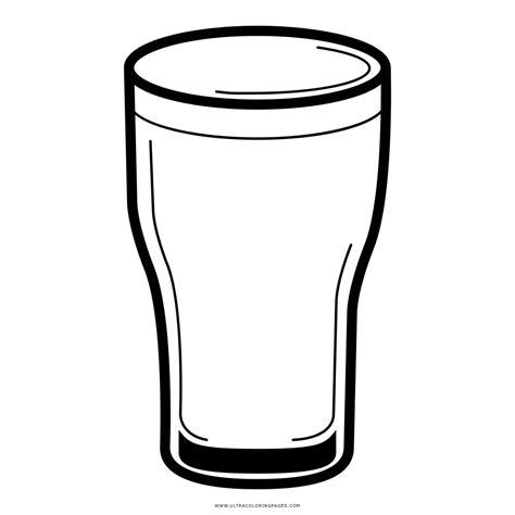 Bicchieri Da Colorare bicchiere disegni da colorare ultra coloring pages
