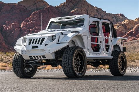 Rent An Upgraded 2018 Jeep Wrangler In Las Vegas