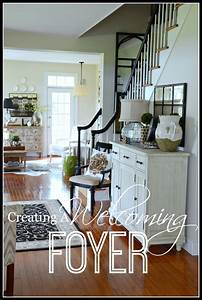 Creating, A, Welcoming, Foyer
