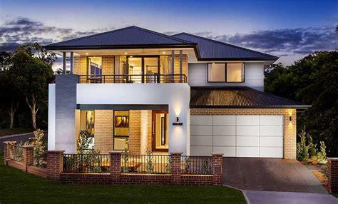 bayside  home design nsw clarendon homes