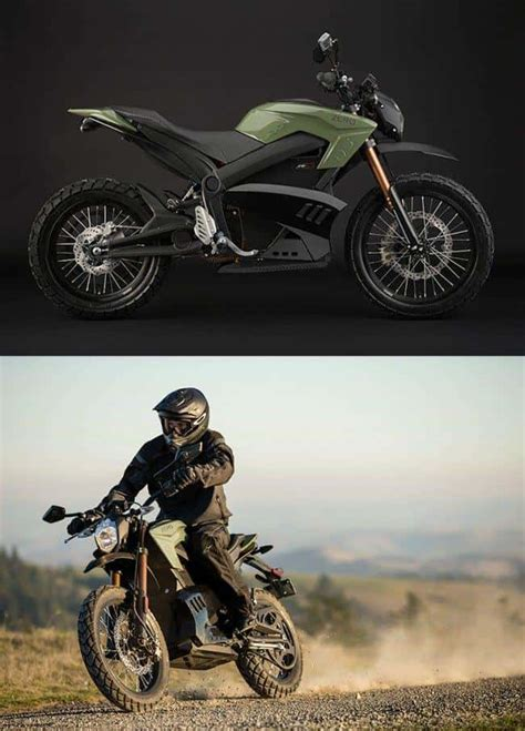 electric dual sport motorcycle