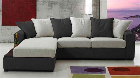 canapé d angle chez but canape d angle tissu pas cher idées de décoration