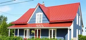 services ferblanterie rimouski restauration de With toit en aluminium maison