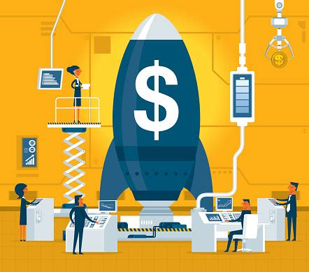 Business Startup Stock Illustration - Download Image Now ...
