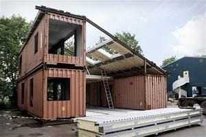 Construire Une Maison : construire une maison container ou maison individuelle ~ Melissatoandfro.com Idées de Décoration