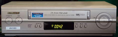 intro   vhs cassette vcr goughs tech zone