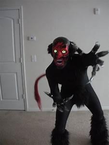 Insidious Demon Costume   Lipstick-Face Demon Halloween ...