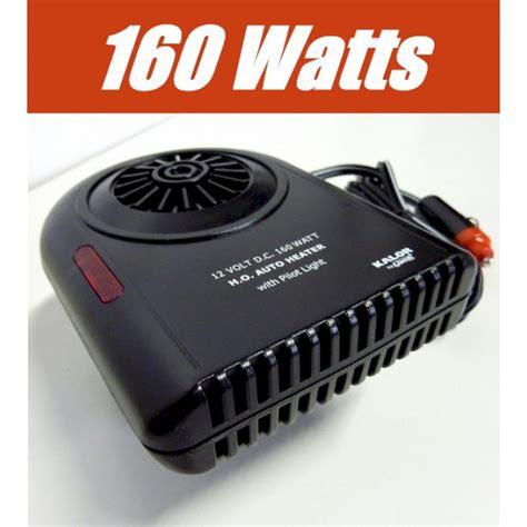chauffage d appoint auto et d 233 givreur 160 watts