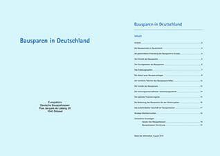Wohn Riester So Funktioniert Riester Bausparen by Bausparen Infobrosch 252 Ren Mein Bauspar Vergleich