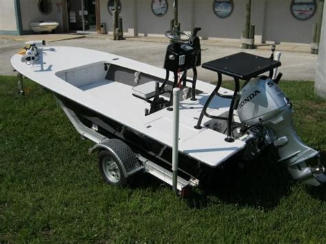 Mitzi Skiff Boat Trader by New 2015 Mitzi Skiffs 17 Mini Tower Custom East Palatka