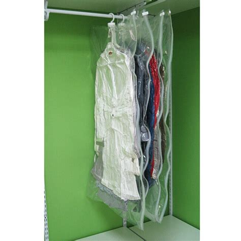 sweater storage sweater eiderdown outerwear vacuum bags with hanger for
