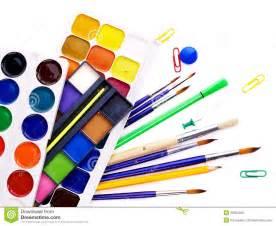 School Supplies Clip Art Free
