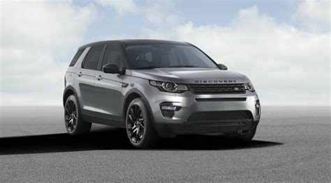 Land Rover Car : 2016 Land Rover Discovery Sport Review