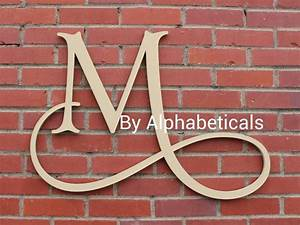 monogram outdoor wall decor joy studio design gallery With large monogram letters for outside