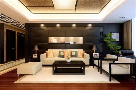 décoration salon en thème chinois décoration salon décor de salon