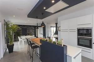 maison toit plat la seguiniere la bocaine With creation de maison 3d 3 decoration interieure la bocaine