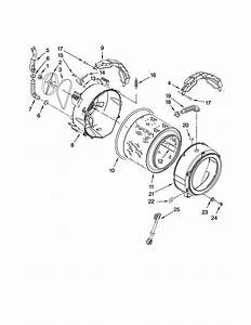 34 Kenmore Elite He3 Washer Parts Diagram
