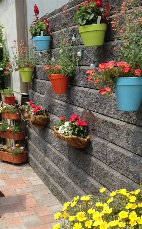 Wand Blumentopf Terracotta by 79 Best Images About Garden On A Wall Living Walls On