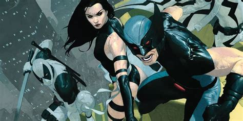 Uncanny X-Force Writer Reveals X-Force of Tomorrow Character Designs