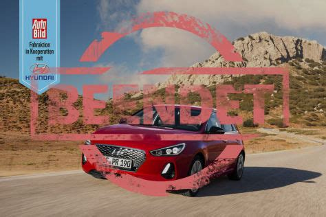 I30 Leser Test Aktion by Premierentest Fahren Sie Den Neuen Hyundai I30 Nach