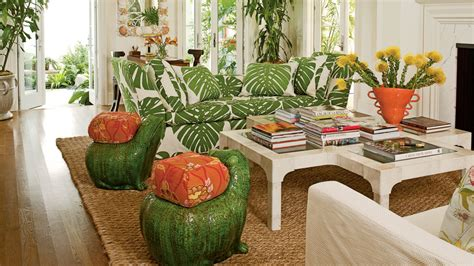 kitchen island tables tropical island home decor coastal living