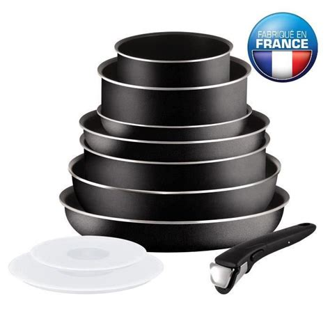 batterie de cuisine tefal ingenio induction tefal ingenio essential batterie de cuisine 10 pièces