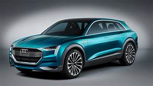 Audi E Tron : audi q6 e tron quattro 2018 hd wallpapers free download ~ Melissatoandfro.com Idées de Décoration