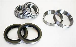 Rock Hard 4x4 U2122 Replacement Bearing  Race  And Seal Kit For Non