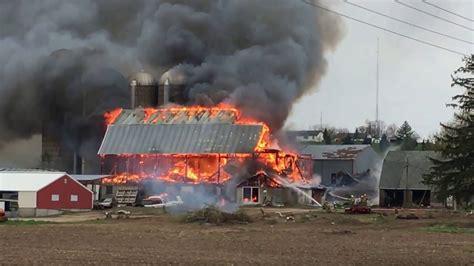 Barn Fires by Barn