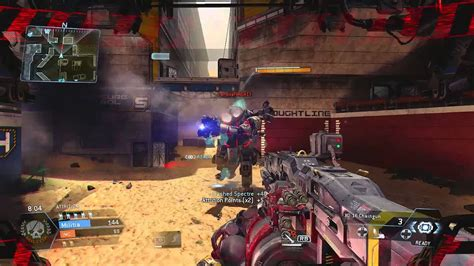 Titanfall Xbox One Multiplayer Rise 1080p Hd