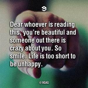 Quotes Smile Life Is Beautiful. QuotesGram