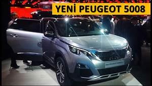 Peugeot 5008 2016 : yeni peugeot 5008 ve 3008 paris otomobil fuar 2016 youtube ~ Medecine-chirurgie-esthetiques.com Avis de Voitures