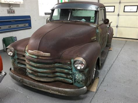 lowered  chevrolet pickup project  sale