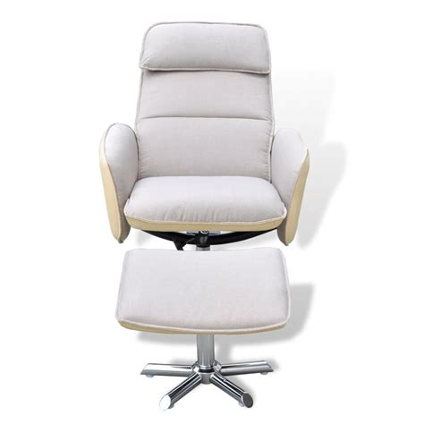 Armchair With Stool by Home Tv Armchair Adjustable Recliner With Foot Stool
