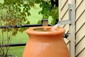 Recuperateur Eau De Pluie 1000 Litres : comment installer un r cup rateur d 39 eau de pluie ~ Premium-room.com Idées de Décoration