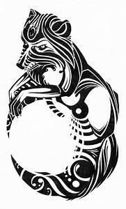 Tribal Wolf Tattoo : wolf tattoo tribal meaning tattoo collection ~ Frokenaadalensverden.com Haus und Dekorationen