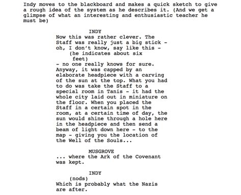 5 Of The Best Movie Scripts To Learn From In Each Major Genre