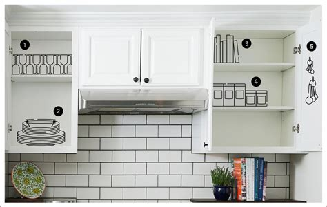 kitchen cabinet structure 37 useful kitchen organization ideas for your home 2791