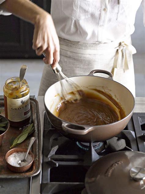 how to fix salty gravy how to make lump free gravy williams sonoma taste