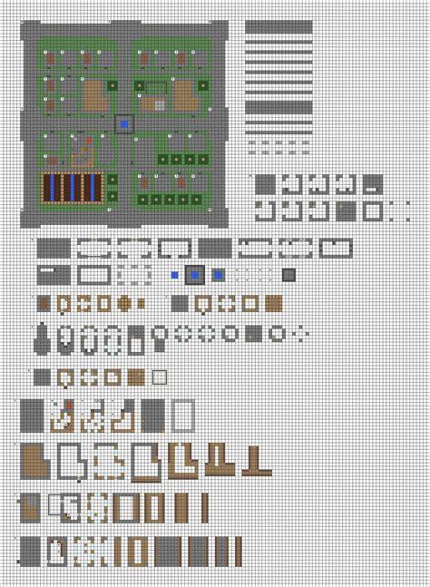minecraft tower blueprints layer  layer beautiful