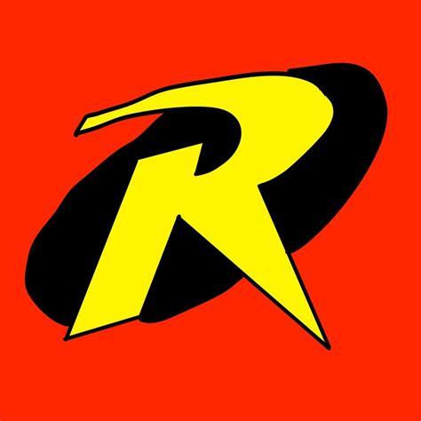 Batman And Robin Wallpaper Robin Logo Logospike Com Famous And Free Vector Logos