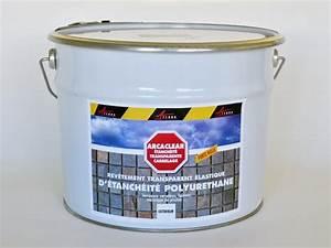 resine d39etancheite transparente arcaclear etancheite With produit d etancheite pour terrasse