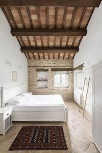 Il restauro conservativo di una villa di campagna Mansarda it