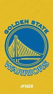 """Golden State Warriors Logo 2014 NBA 22""""x34"""" Art Print ..."""