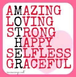 Amazing Mother Quotes