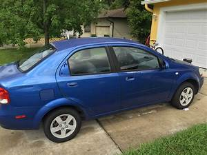2005 Chevrolet Aveo - Overview