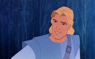 Disney Pocahontas John Smith
